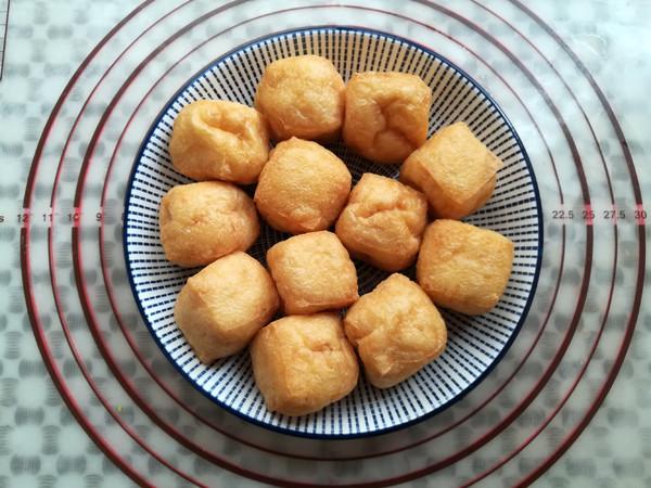 酿油豆腐——团团圆圆怎么炖