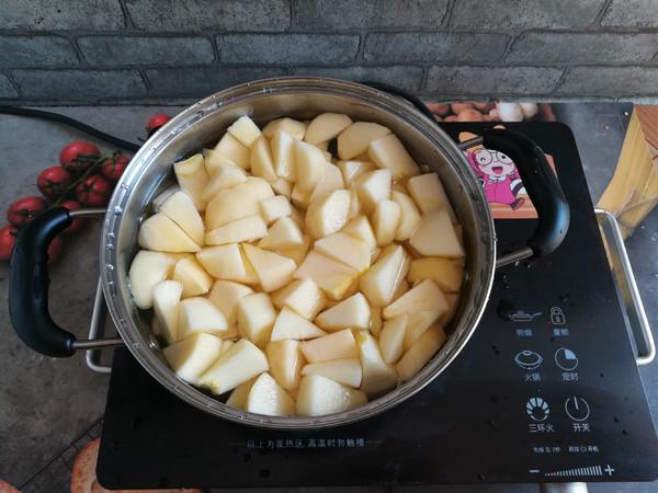胡萝卜苹果汁的简单做法