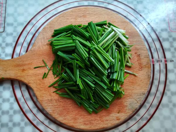 野葱肉丝炒香干的做法图解