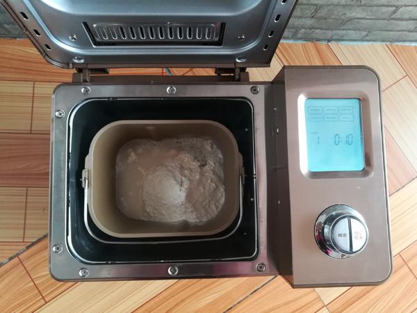 梅干菜烧饼(烤箱版)的家常做法