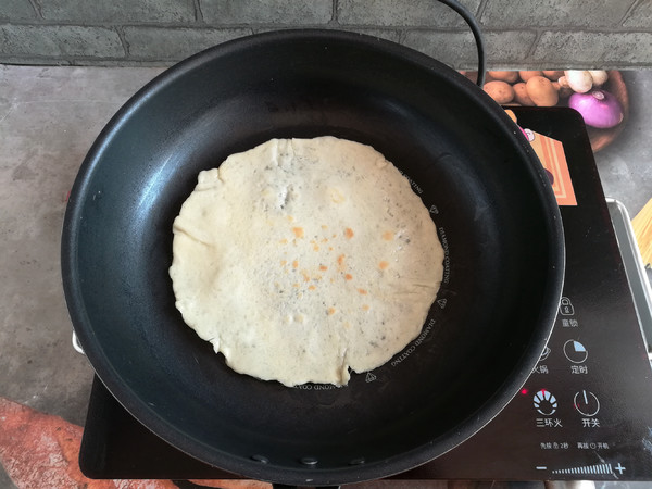 墨西哥鸡肉卷的制作大全