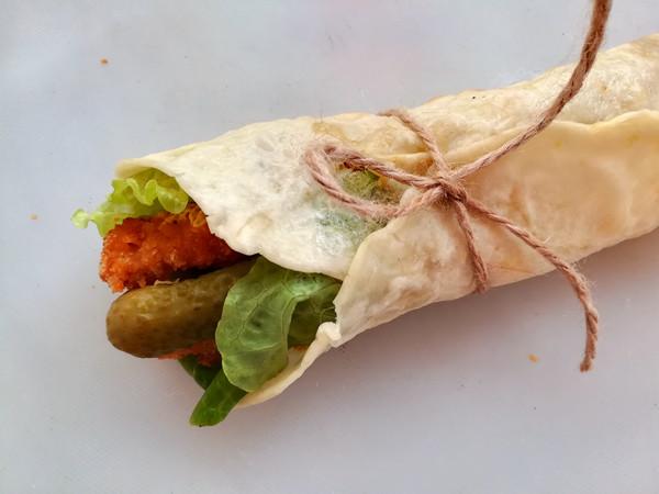 墨西哥鸡肉卷的做法大全