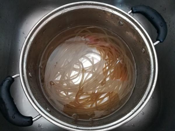 酸辣红薯粉的家常做法