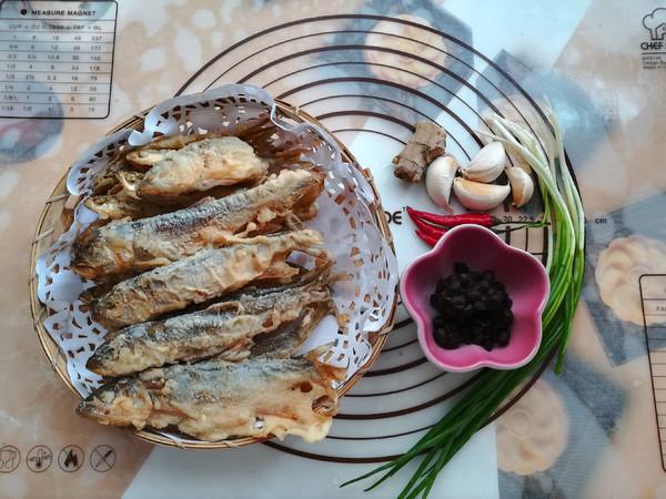 豆豉蒸酥鱼的做法大全