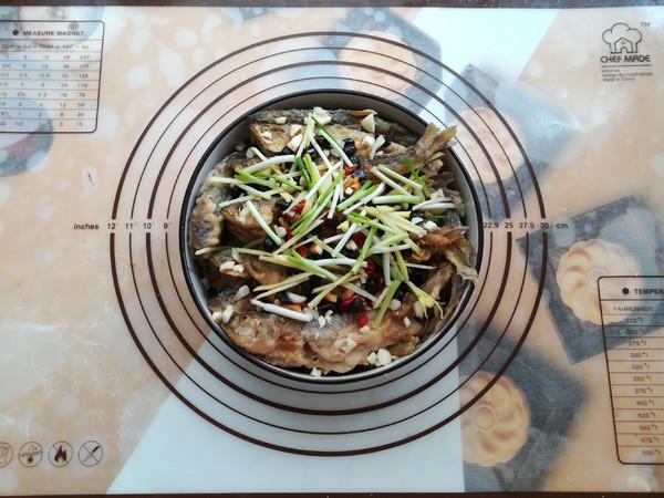 豆豉蒸酥鱼怎么煮
