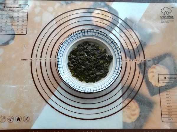 茶香四季豆的做法图解