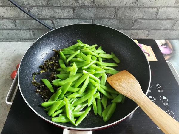 茶香四季豆怎么炖