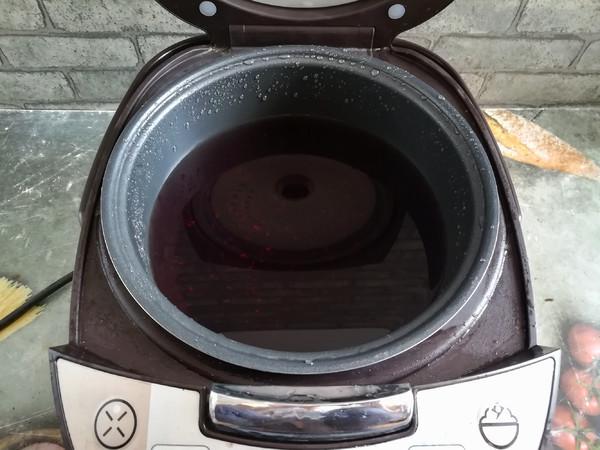 黑香米粥的家常做法