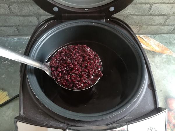 黑香米粥的简单做法