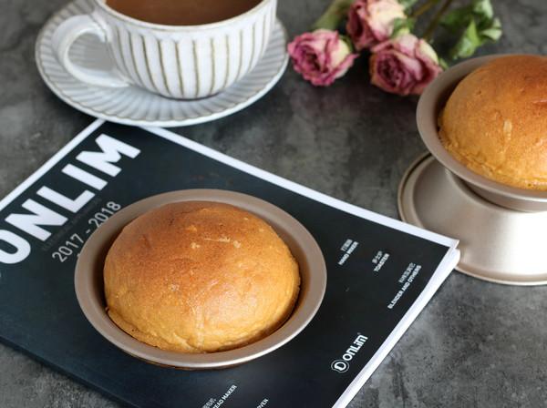 墨西哥咖啡面包成品图