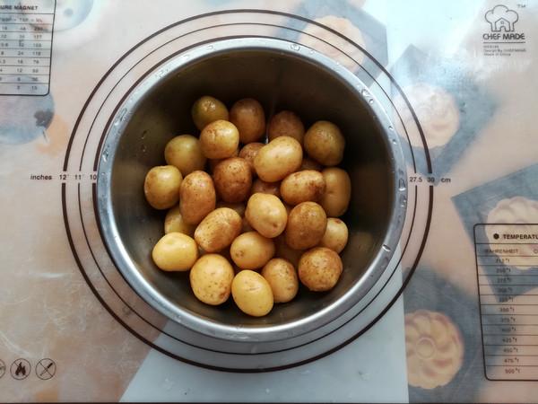 孜然小土豆的做法图解