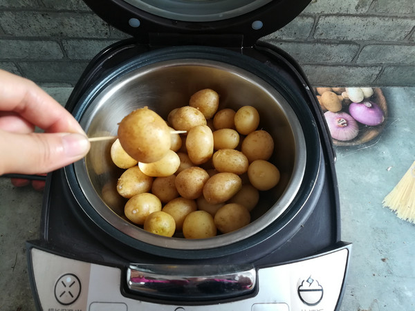 孜然小土豆的简单做法