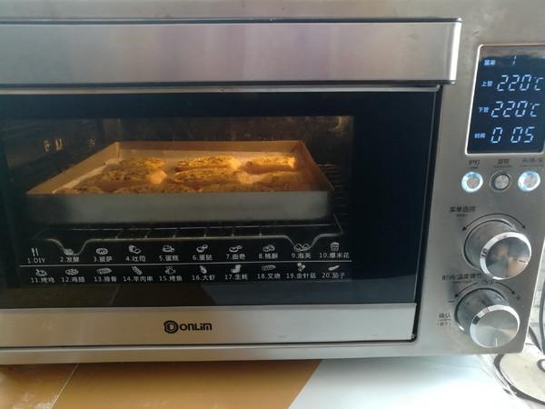 法式蒜香面包片怎么煮