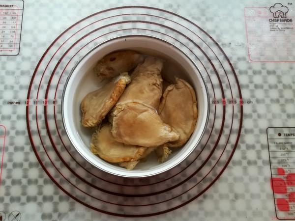 小炒咸菜丝的家常做法