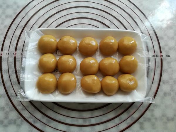 肉松果仁月饼怎样煮