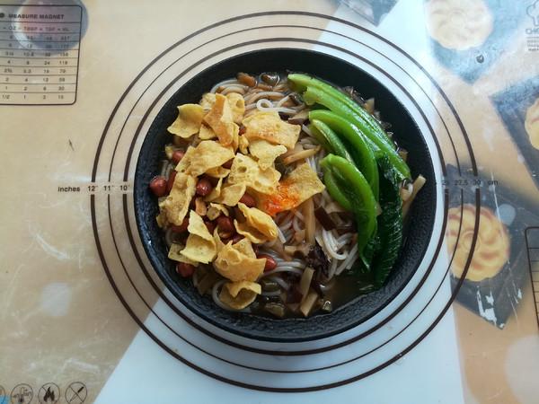 柳州螺蛳粉(快手版)怎么煮