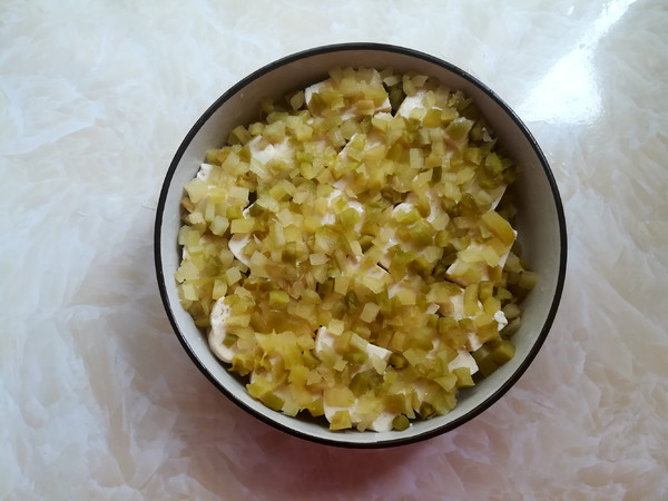 榨菜肉末蒸豆腐的简单做法