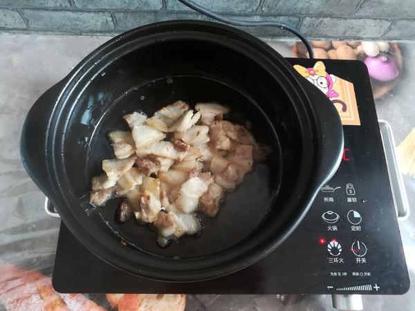 川味回锅肉怎样煸
