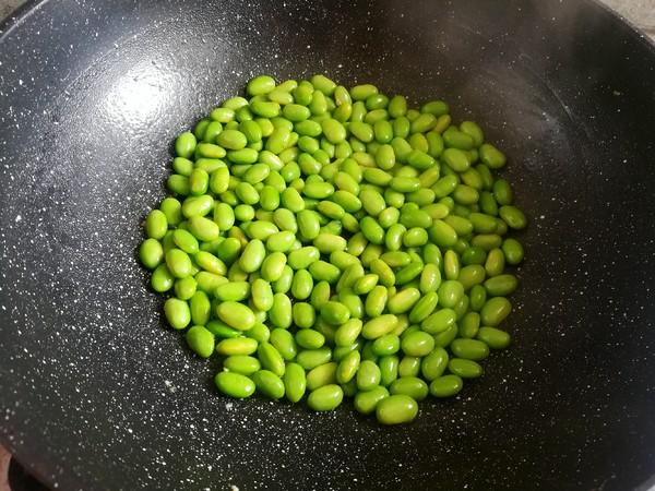 鸡蛋炒青豆怎么做
