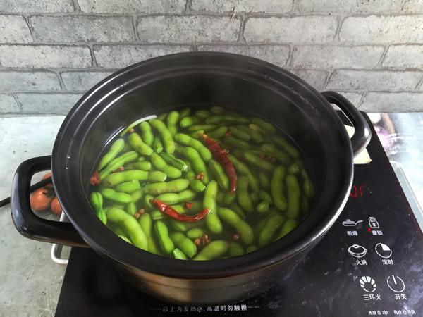 盐水毛豆怎么煮