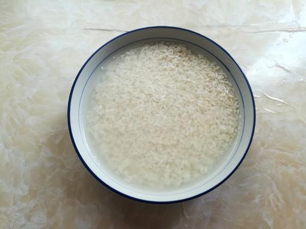 香肠糯米饭的做法图解