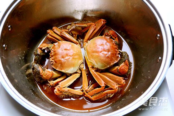 花雕姜汁红醉蟹怎么做
