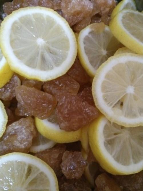冰糖柠檬膏(电饭煲版)的家常做法
