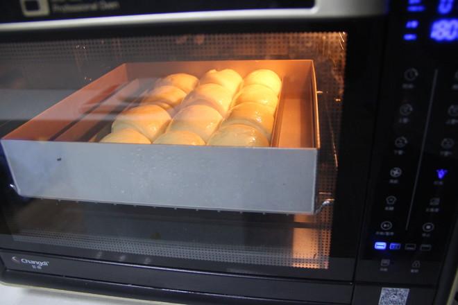 经典奶香小面包怎样做