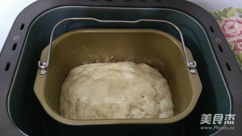 老式面包-面包机+烤箱版怎么炒