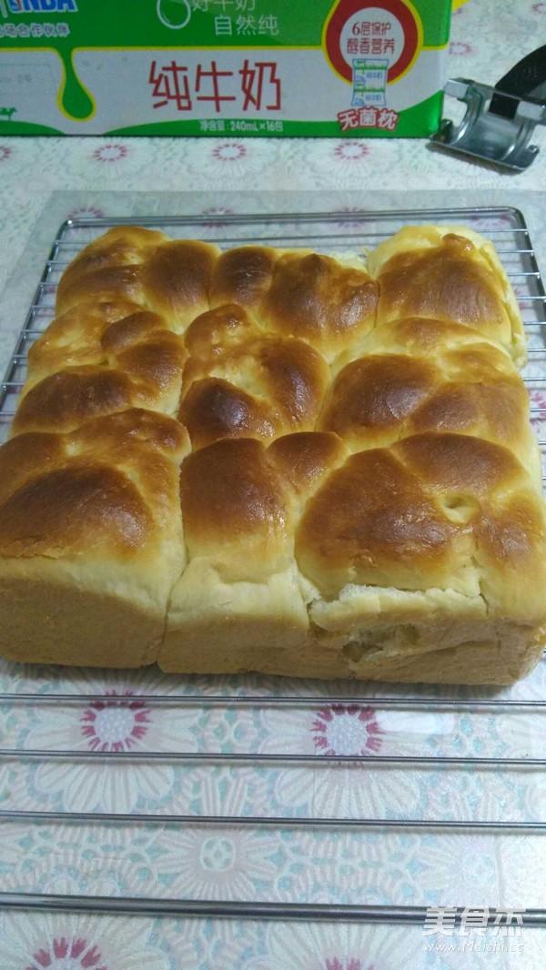 老式面包 松软拉丝怎样做