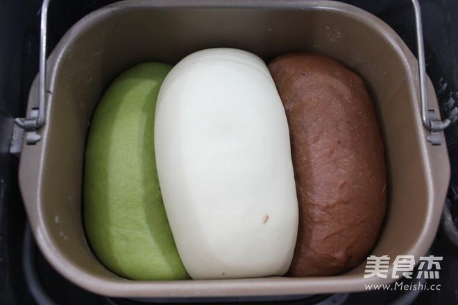 三色面包怎样煮