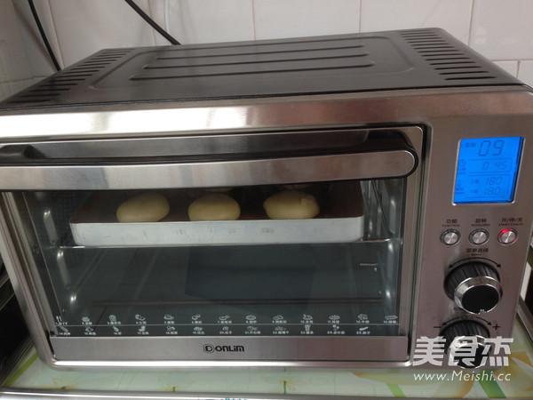 玫瑰花饼的制作方法