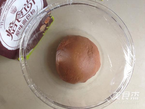 可可味淡奶油面包怎么煮