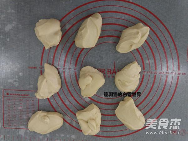 中种法辫子面包的简单做法
