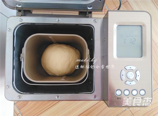 美味早餐椰蓉面包卷怎么做