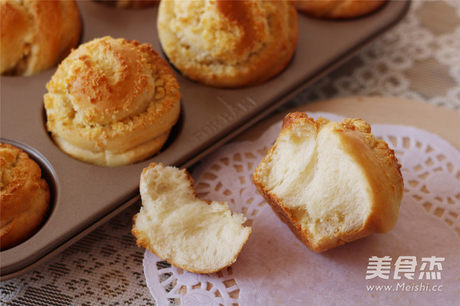 美味早餐椰蓉面包卷怎样煮