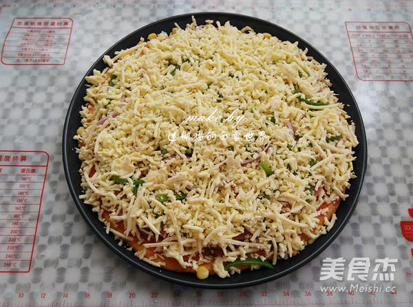 南瓜干虾健康披萨怎样炖