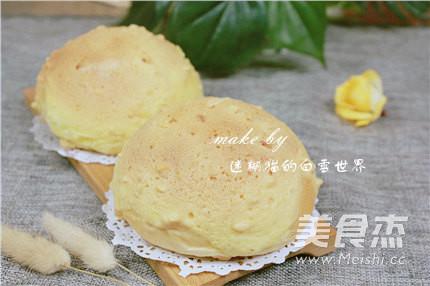 蜜豆花生香酥包,特色另类面包的制作