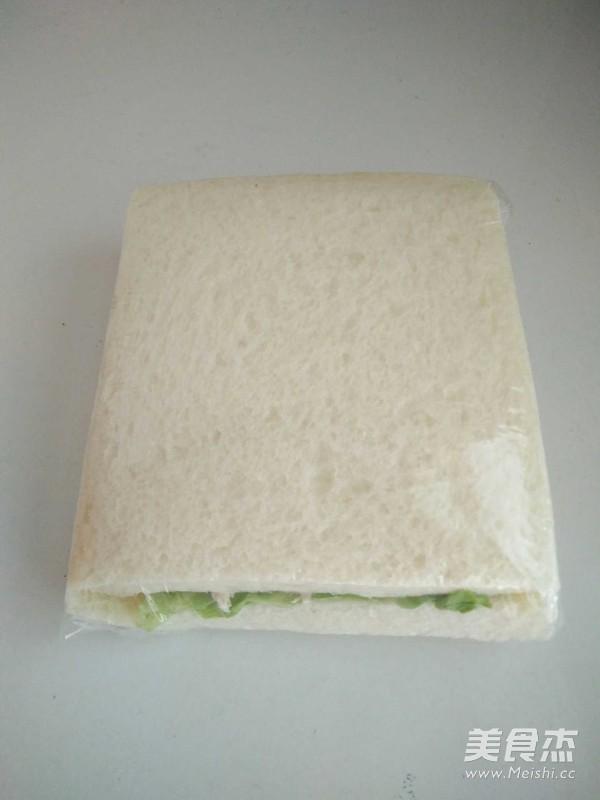 金枪鱼三明治怎么做