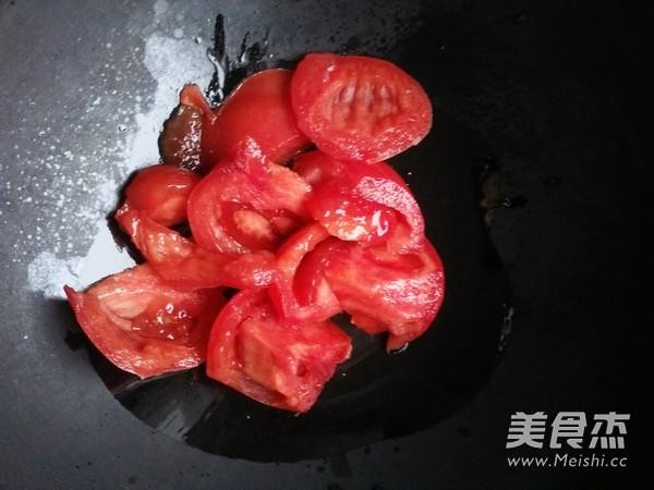 柿子面条的做法图解