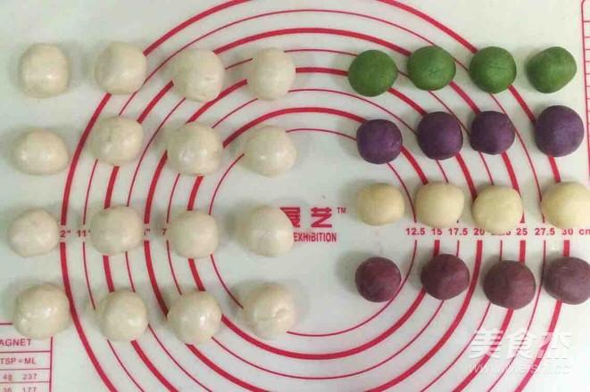 炫彩椰蓉开口酥怎么吃