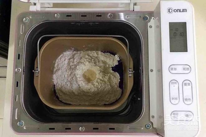 全麦星空面包的简单做法
