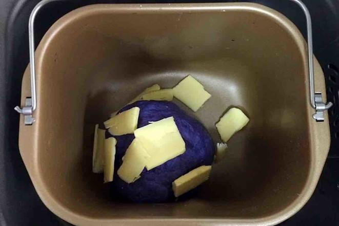 全麦坚果麻薯欧包的简单做法