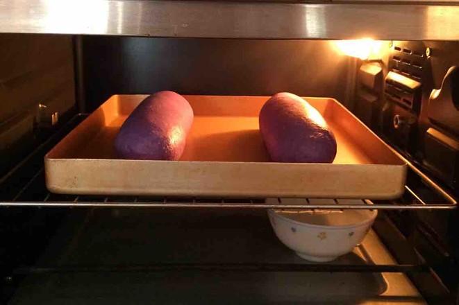 全麦坚果麻薯欧包的制作大全