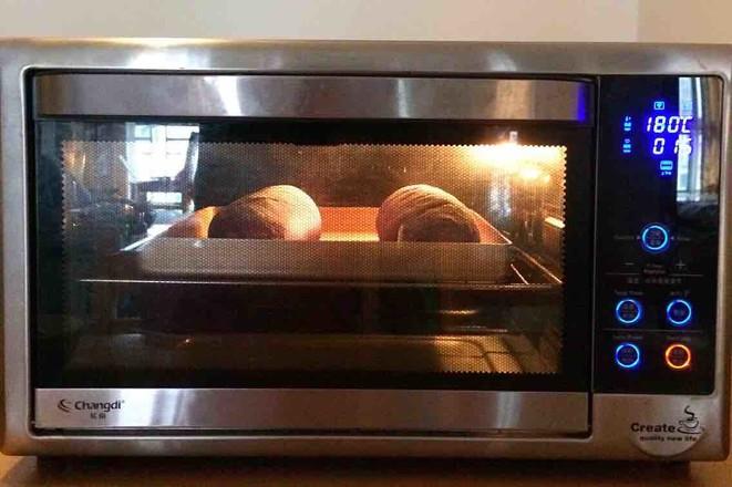 全麦坚果麻薯欧包的做法大全