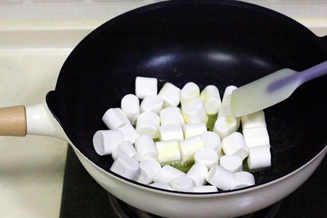 花生芝麻牛轧糖怎么煮
