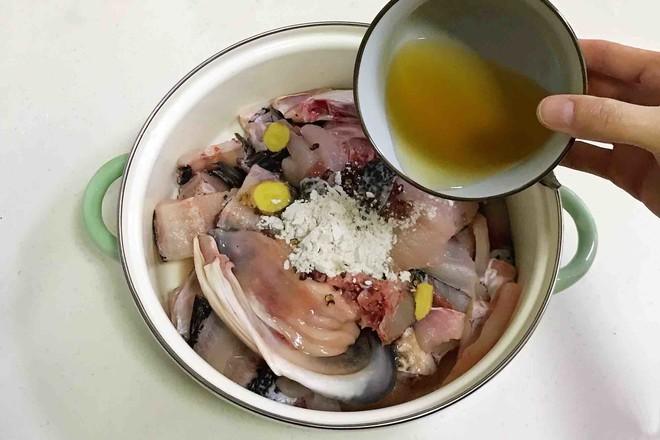 香辣水煮鱼的家常做法