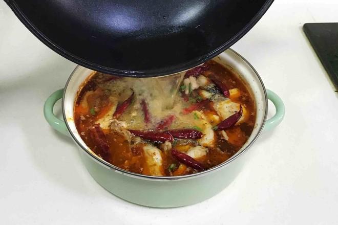 香辣水煮鱼怎样做