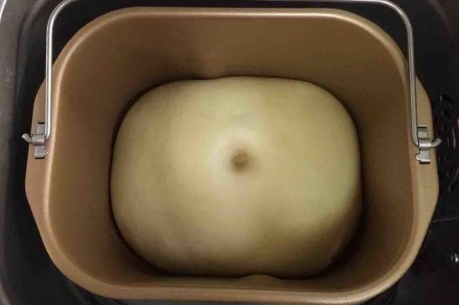 炼乳吐司(中种)怎么做