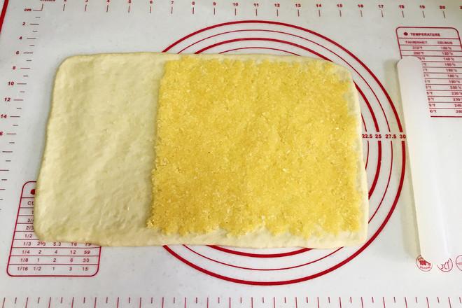 椰蓉奶棒面包怎么煮